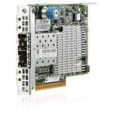 HP 629142-B21 FLEXFABRIC 10GB 2-PORT 554FLR-SFP NETWORK ADAPTER. NEW SEALED SPARE.HP 629142-B21 FLEXFABRIC 10GB 2-PORT 554FLR-SFP NETWORK ADAPTER.