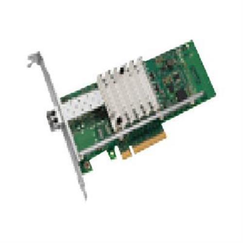 INTEL X520-DA1 10GB SINGLE PORT ETHERNET SERVER ADAPTER.