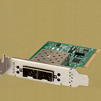 IBM 00D1417 DUAL PORT 10GB TWO TRANSCEIVER SFP+ PORTS NETWORK ADAPTER.