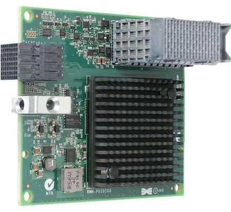 LENOVO 90Y3556 FLEX SYSTEM CN4054 10GB VIRTUAL FABRIC ADAPTER.