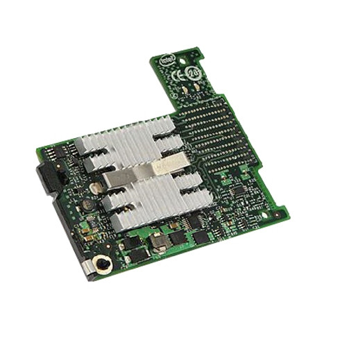 DELL H3F3G X520 DUAL PORT MEZZANINE NETWORK CARD FOR M SERIES BLADES.