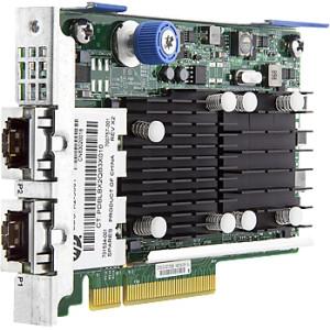 HP 700757-001 FLEXFABRIC 533FLR-T NETWORK ADAPTER - PCI EXPRESS 2.0 X8. NEW SEALED SPARES.HP 700757-001 FLEXFABRIC 533FLR-T NETWORK ADAPTER - PCI
