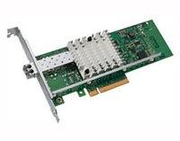 INTEL E10G41BFSRG1P5 X520-SR1 FIBER OPTIC 10 GIGABIT ETHERNET NETWORK ADAPTER.