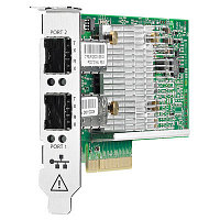 HP 656244-001 ETHERNET 10GB 2-PORT 530SFP+ ADAPTER NETWORK ADAPTER - PCI EXPRESS. NEW RETAIL FACTORY SEALED.HP 656244-001 ETHERNET 10GB 2-PORT 530SFP+