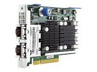 HP 700760-B21 FLEXFABRIC 10GB 2-PORT 533FLR-T FIO ADAPTER. NEW RETAIL FACTORY SEALED.