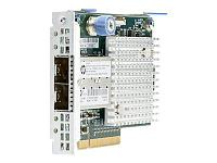 HP 728531-001 ETHERNET 10GB 2-PORT 571FLR-SFP+ ADAPTER.