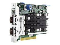 HP 792835-001 FLEXFABRIC 556FLB 10GB 2P PCA ADAPTER. NEW SEALED SPARE.