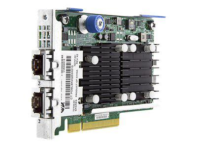 HP 788999-B21 FLEXFABRIC 556FLB 10GB 2P PCA ADAPTER. NEW SEALED SPARE.