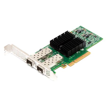 DELL 19RNV MELLANOX CONNECTX-3 DUAL PORT 10GB NETWORK ADAPTER.