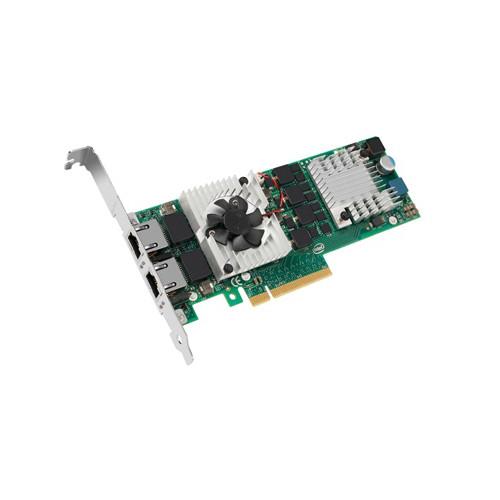 DELL 540-11070 INTEL X540-T2 DUAL-PORT 10GB 10GBASE-T PCI-E LOW-PROFILE. BRAND NEW.