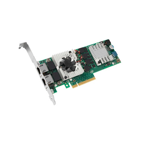 DELL 540-11131 INTEL 10GBE NETWORK INTERFACE CARD WITH LOW-PROFILE. BRAND NEW.