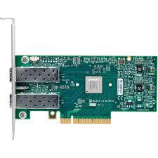 DELL 540-BBPC CONNECTX-3 PRO DUAL PORT 10 GBE SFP+ PCIE ADAPTER. NEW FACTORY SEALED.