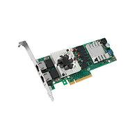 DELL 540-BBQO INTEL X540-T2 DUAL-PORT 10GB 10GBASE-T PCI-E LOW-PROFILE. NEW.