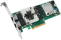 INTEL X520-T2 10GB DUAL PORT ETHERNET SERVER ADAPTER.