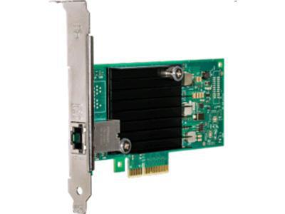 INTEL X550T1BLK 10GIGABIT ETHERNET CONVERGED NETWORK ADAPTER. NEW FACTORY SEALED.