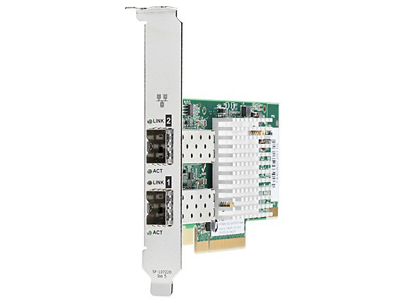 HP 718903-B21 ETHERNET 10GB 2-PORT 570SFP+ ADAPTER. NEW FACTORY SEALED.