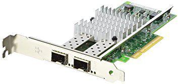 HP X520-DA2-HPE X520-DA2 10GBE 2P SERVER ADAPTER.