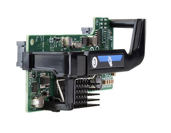 HP 766491-B21 FLEXFABRIC 10GB 2-PORT 536FLB ADAPTER - PCI EXPRESS V3.0(GEN 3) X8 - OPTICAL FIBER.