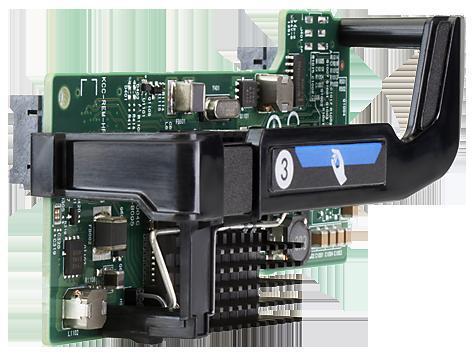 HP 768080-001 FLEXFABRIC 10GB 2-PORT 536FLB ADAPTER.