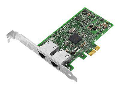 IBM 90Y9373 BROADCOM NETXTREME I DUAL PORT GBE ADAPTER FOR IBM SYSTEM X - NETWORK ADAPTER - 2 PORTS. NEW RETAIL FACTORY SEALED.