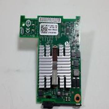DELL 8F6NV X520 DUAL PORT MEZZANINE NETWORK CARD FOR M SERIES BLADES.