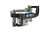HP 630FLB FLEXFABRIC 20GB 2-PORT 630FLB ADAPTER - PCI EXPRESS X8 - OPTICAL FIBER.