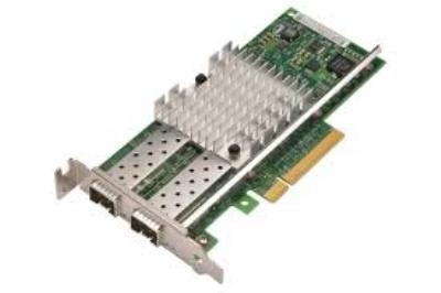 DELL 430-4783 INTEL X520 DUAL PORT 10GB DA/SFP+ SERVER ADAPTER.
