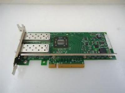 DELL F3VKG INTEL X520-DA2 DUAL-PORT 10GB SFP+ PCI-E LOW-PROFILE.
