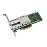 DELL 540-10824 DUAL PORT X520 DA 10-GB SERVER ADAPTER ETHERNET PCIE NETWORK.