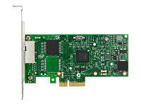 LENOVO 7ZT7A00534 I350-T2 PCIE 1GB 2-PORT RJ45 ETHERNET ADAPTER BY INTEL FOR THINKSYSTEM. NEW FACTORY SEALED.
