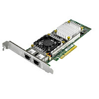 DELL 5MV09 57810S 10GBE BASE-T DUAL PORT PCI-E 2.0 X8 5.0 GT/S CONVERGED NETWORK ADAPTER FOR POWEREDGE R420/R620/R720/ R720XD/ R815/R820/R910. NEW