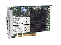 HP 764618-001 INFINIBAND FDR/ETHERNET 10GB/40GB 2-PORT 544+FLR-QSFP NETWORK ADAPTER.