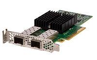 DELL YHTD6 MELLANOX CONNECTX DUAL-PORT 10GB SFP NIC LOW PROFILE.