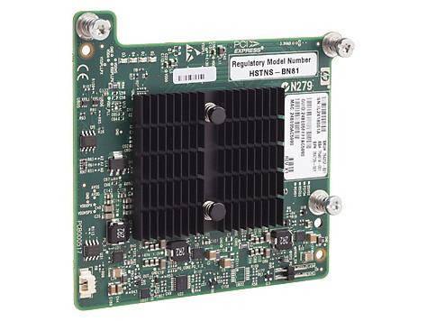 HP 764282-B21 INFINIBAND QDR/ETHERNET 10GB 2-PORT 544+M ADAPTER.