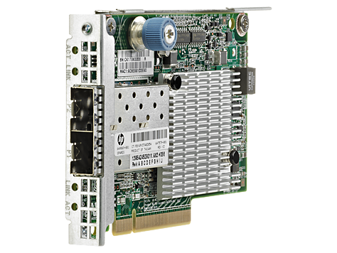 HP 700752-B21 FLEXFABRIC 10GB 2-PORT 534FLR-SFP+ FIO ADAPTER.