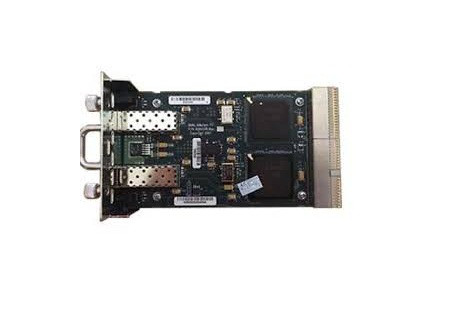 HP - 2GBC-GBE INTERCONNECT DUAL PORT FIBRE CHANNEL DATA MODULE BLE SWITCH WITH TRAY FOR 2402 ROUTER (271663-001).