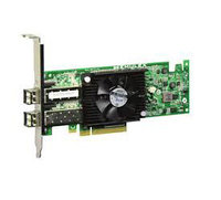 DELL 540-BBFW OCE14102-UX-D 10GBE DUAL PORT PCI-E 3.0 X8 CONVERGED NETWORK ADAPTER. (LOW PROFILE).