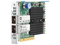 HP 779798-B21 ETHERNET 10GB 2-PORT 546FLR-SFP+ ADAPTER - PCI EXPRESS 3.0 X8 - 2 PORT(S) - OPTICAL FIBER. NEW SEALED SPARE.