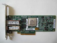 QLOGIC 74-7111-01 QLE8152-CU-CSC 10GB DUAL-PORT PCI-E CARD.