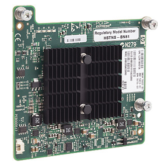 HP 764735-001 INFINIBAND FDR/ETHERNET 10GB/40GB 2-PORT 544+M ADAPTER.