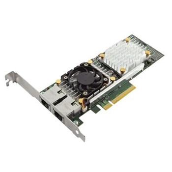 DELL 540-BBBI BROADCOM 57810 DUAL PORT 10GB BASE-T LOW PROFILE NETWORK ADAPTER. BRAND NEW.