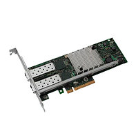DELL 430-4435 DUAL PORT 10 GIGABIT SERVER ADAPTER ETHERNET PCIE NETWORK INTERFACE CARD. NEW RETAIL FACTORY SEALED.