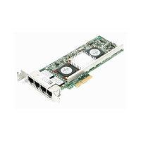 DELL 430-4450 BROADCOM NETXTREME II 5709 GIGABIT QUAD PORT ETHERNET PCIE-4 CONVERGENCE NETWORK INTERFACE CARD.