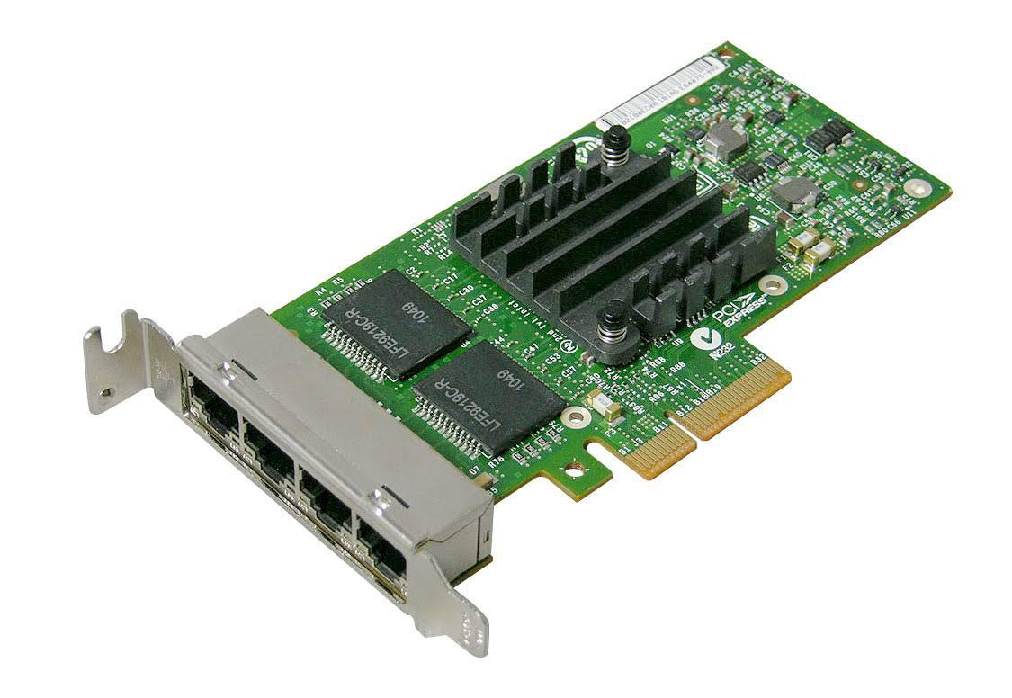 IBM 94Y5167 INTEL ETHERNET QUAD-PORT SERVER ADAPTER I340-T4.