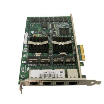 IBM 95P3851 QUAD-PORT GBE PCI-E COPPER NIC FOR N SERIES.