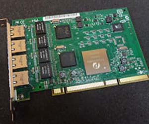 IBM D35031-002 PRO/1000 GT QUAD PORT GIGABIT SERVER ADAPTER FOR FOR IBM SYSTEM X3400/X3500/X3550/X3650 T/X3655/X3755/X3850/3950 /X3950E /XSERIES