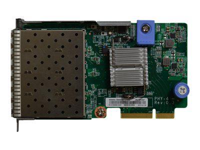 LENOVO 7ZT7A00547 THINKSYSTEM 10GB 4-PORT SFP+ LOM ADAPTER. NEW FACTORY SEALED.