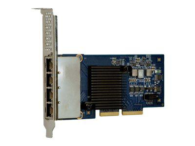 LENOVO 00D1998 INTEL I350-T4 ML2 QUAD PORT GBE ADAPTER FOR IBM SYSTEM X - NETWORK ADAPTER. NEW FACTORY SEALED.