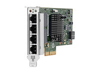 HP 811546-B21 4-PORT 366T ETHERNET NIC - 4-1GB ETHERNET PORTS, PCI EXPRESS 2.1 X4. NEW RETAIL FACTORY SEALED.HP 811546-B21 4-PORT 366T ETHERNET NIC -