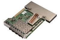 DELL 4JDKX BROADCOM 57840S QUAD PORT 10GB SFP+ DA R SERIES DAUGHTERCAR.